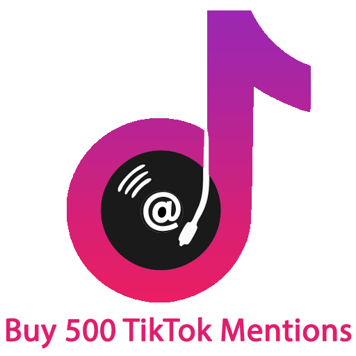 Buy 500 TikTok Mentions