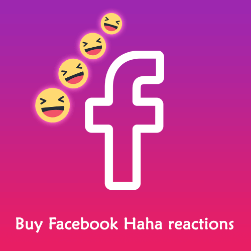 Buy Facebook Haha Reactions