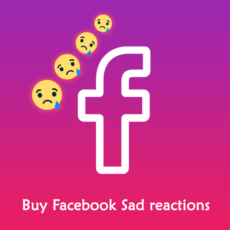 Buy Facebook Sad Reactions