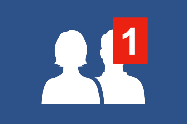 Facebook Friend Requests Icon